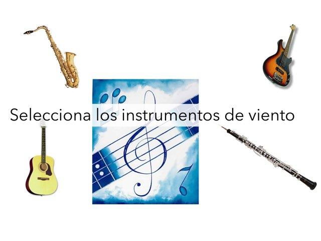 Instrumentos de viento by Curso CFTIC