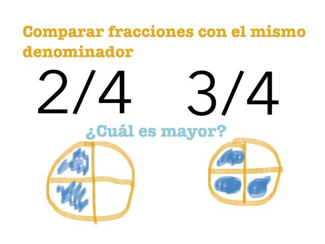 Juego de fracciones 3 by Mireia Correcher Benito
