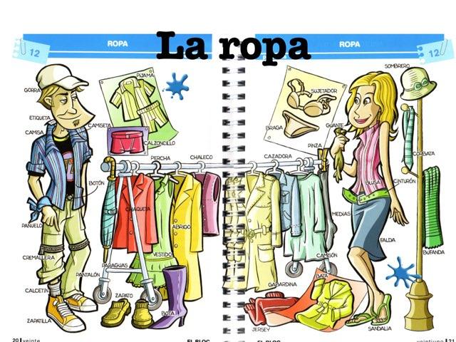 La ropa by Alona yefimova