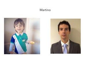 Martino by ComunicaTEA grupo de terapeutas