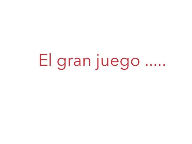 Juego 3 by Agata Rodriguez