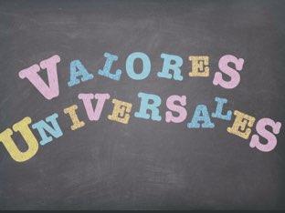 Valores universales para la vida y la convivencia   by Isabhel Giménez