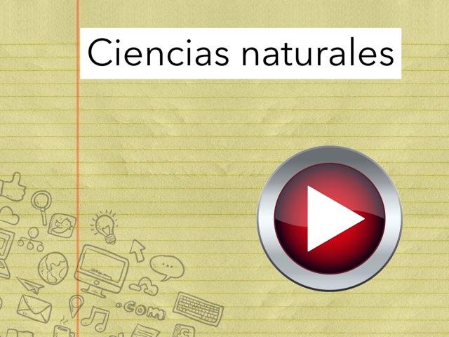 Ciencias naturales  by Agustin Torres