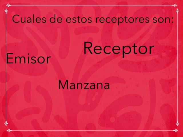 Receptores  by Karen Ramos Noreña