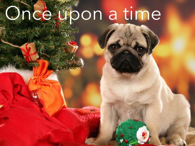 Christmas story by Ainhoa Tolozaga