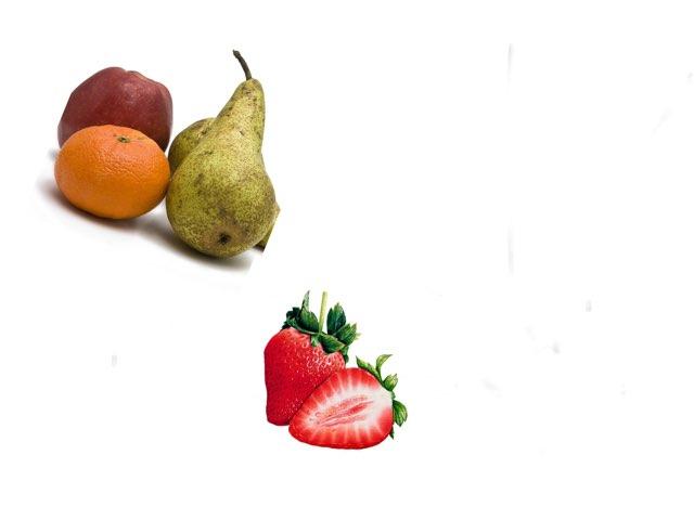 Fruits, colours, shape, seasons.... Age:7 years. by Curso CFTIC
