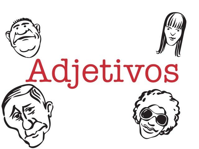 Estudiamos los adjetivos  by Pao Mancera
