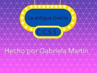 La antigua Grecia  by Gaby  Martín