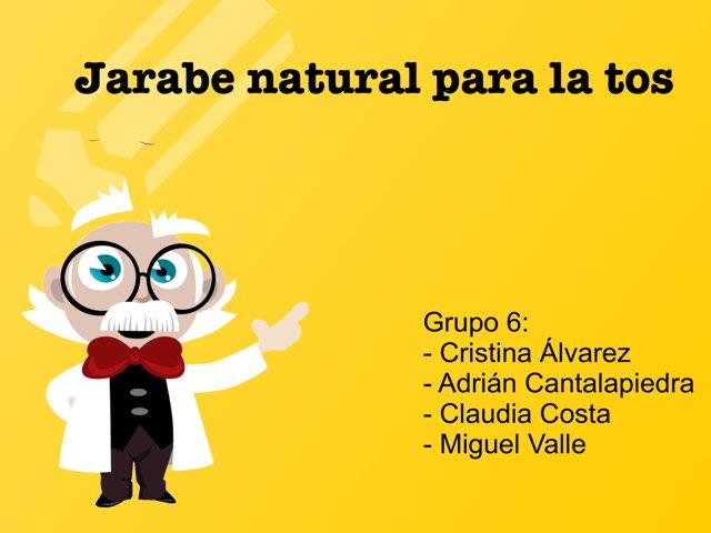 Grupo 6 de 3ºC  by Carolina Santos Molinero
