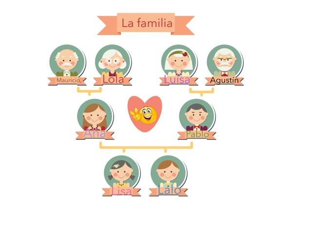 La familia by Paulina Garcia