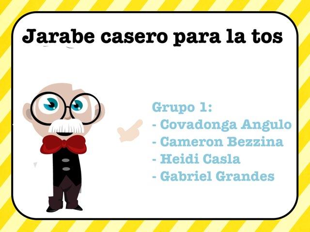 Grupo 1 3ºC  by Carolina Santos Molinero
