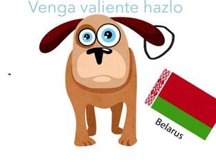 El perro de belarus by Juan Antonio Lopez Gomez