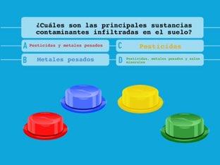 Biología contaminantes  by Marina porras López