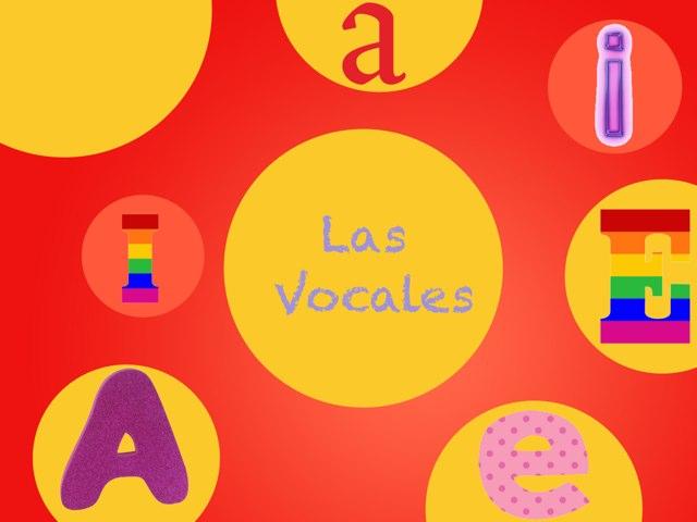 Identificar sonido inicial con las vocales A E I by Ruth Edwards
