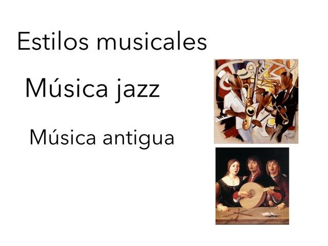 Juego Musical by Consuelo Gallego Tabernero
