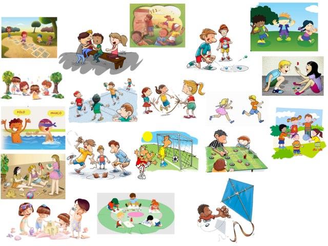 Juegos Infantilles by Manoela Trevisan
