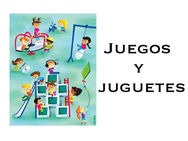 Juegos Y Juguetes by Julia Corigliano