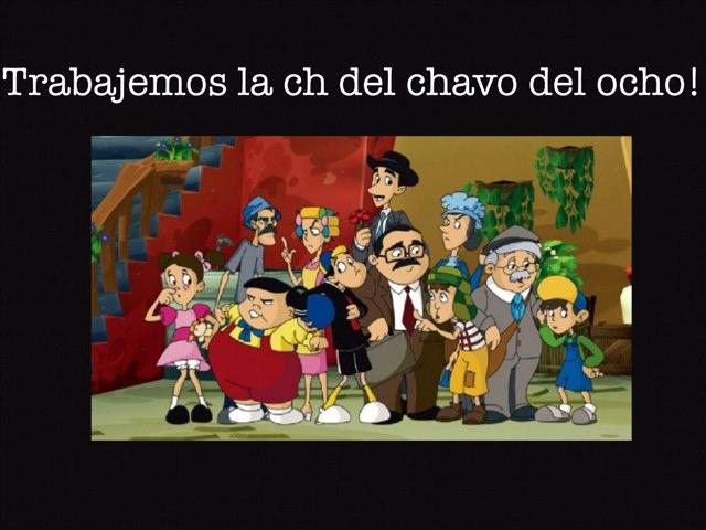 Jugando Con El Chavo Del ocho by Pao Mancera