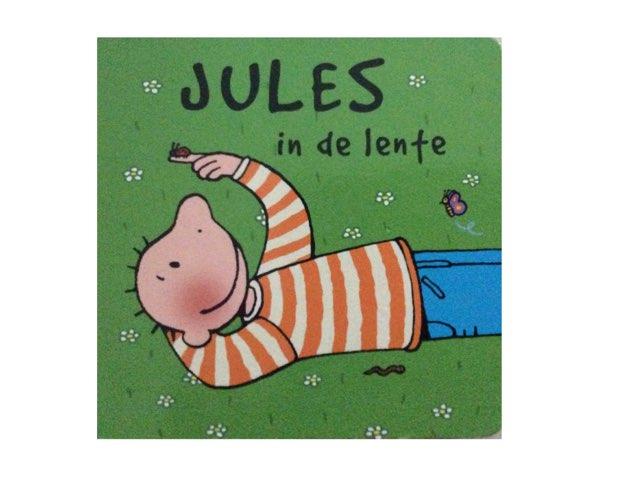 Jules in de lente by Tine Neckebroeck