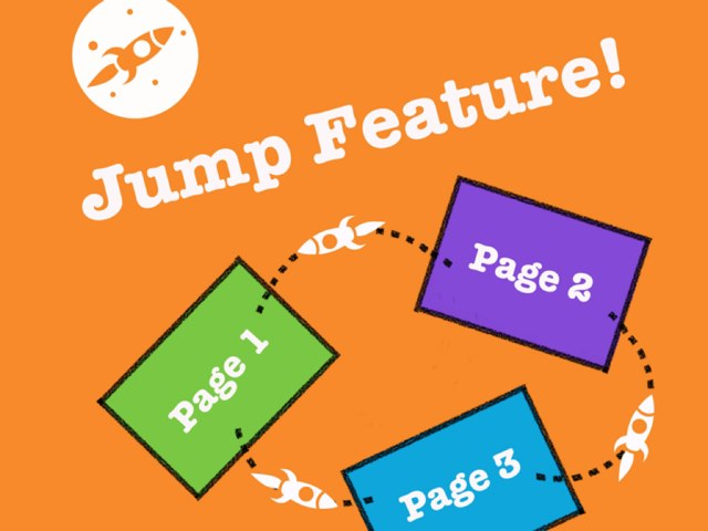 Jump Feature Demo! by Tiny Tap