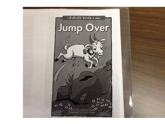 Jump Over by Heather Higgins