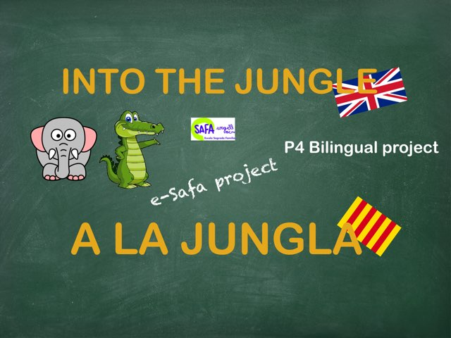 Jungle P4 by IE Londres c/urgell