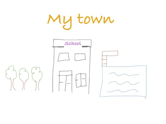 Junior 1-My Town by Thomas Jefferson