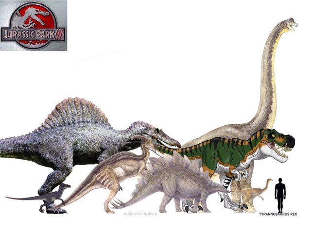 Jurassic Park III by George awrahim