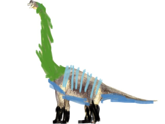 Jurassic Park by George awrahim