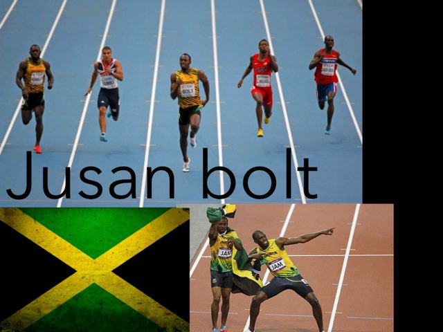 Jusain Bolt by Gamemeneer Don