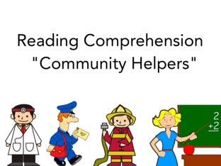 KG B-Reading Comprehension  by Debby Cynthiana