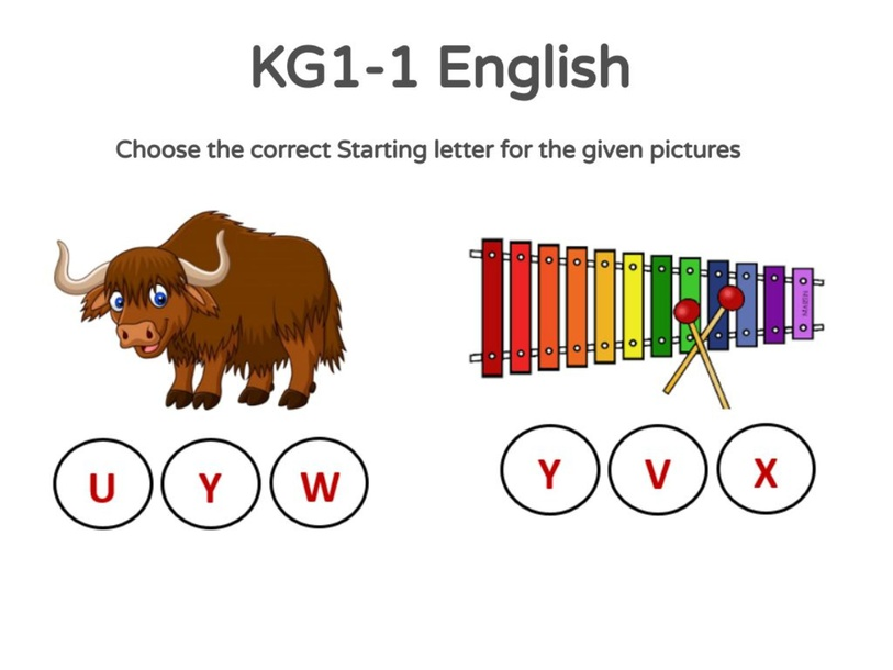 KG1-1 English 11/04/2021 by Vantage KG