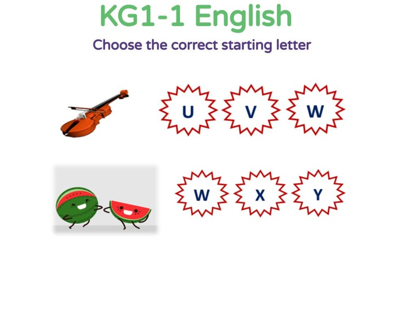 KG1-1 English 20/05/2021 by Vantage KG