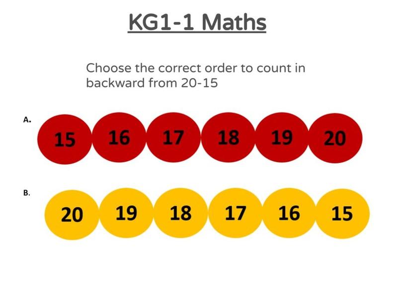 KG-1-1 Maths 05/04/2021 by Vantage KG