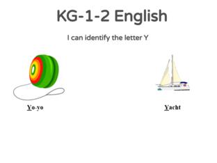 KG1-2 Activity 13/04/202 by Vantage KG