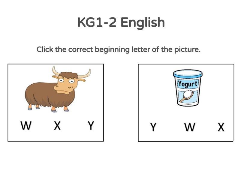 KG1-2 Activity 12/04/2021 by Vantage KG