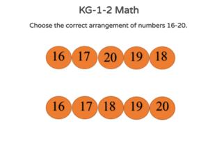 KG-1-2 Math 03/05/2021 by Vantage KG