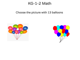 KG-1-2 Math 04/05/2021 by Vantage KG