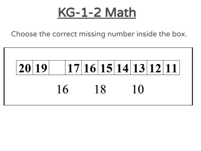 KG-1-2 Math 05/04/2021 (1) by Vantage KG