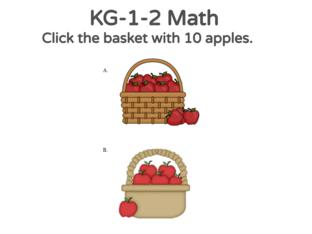 KG-1-2 Math 20/04/2021 by Vantage KG