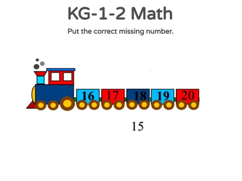 KG-1-2 Math 26/04/2021 by Vantage KG