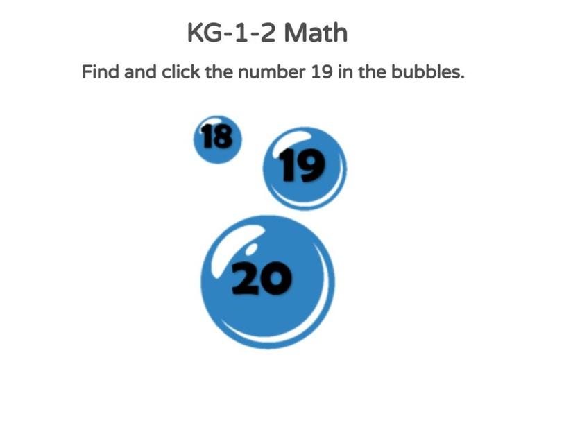 KG-1-2 Math 27/04/2021 by Vantage KG