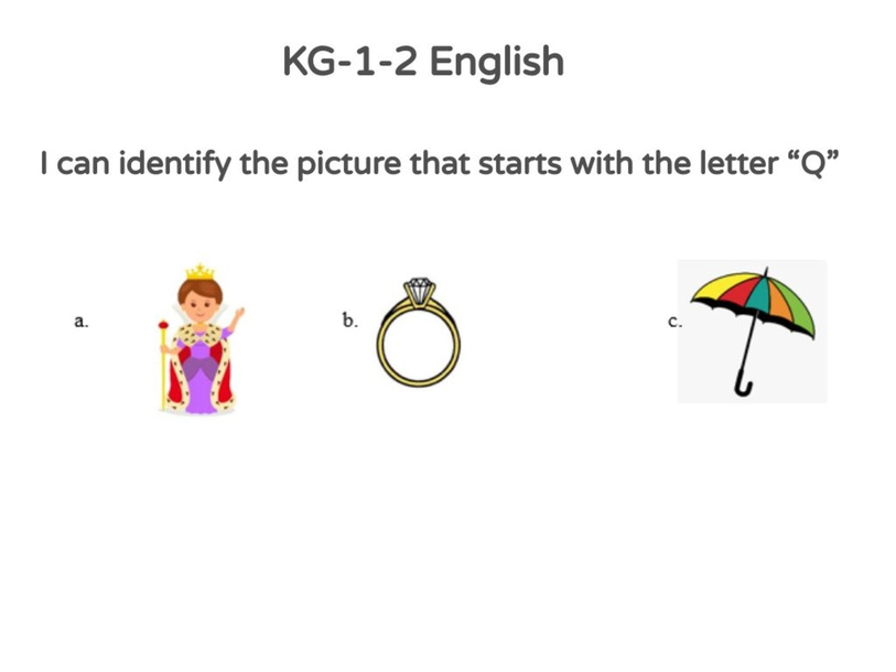 KG1-2  English 02/05/2021 by Vantage KG