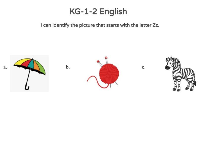 KG-1-2  English 18/04/2021 by Vantage KG