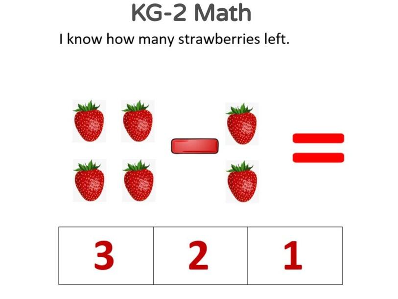 KG-2 Math 20/05/2021 by Vantage KG