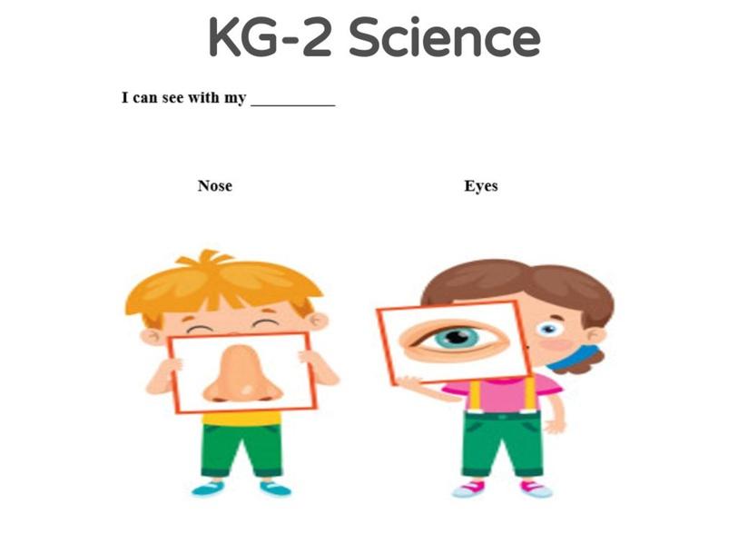 KG-2 Science 25/04/2021 by Vantage KG