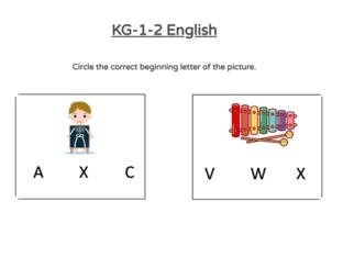 KG 1-2 English 05/04/2021 (2)  by Vantage KG