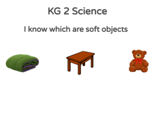 KG 2 Science Activity 11/04/2021 by Vantage KG