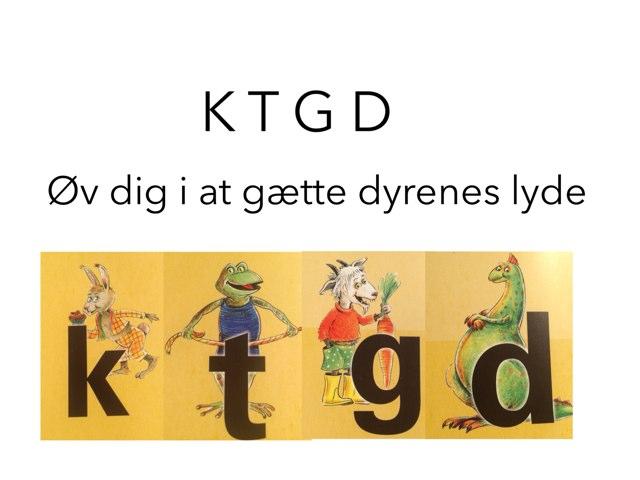 KTGD by Dorte Eriksen