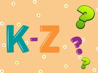 K-Z  by Meryem Akgün